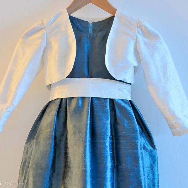 Blumenmädchen-Kleid