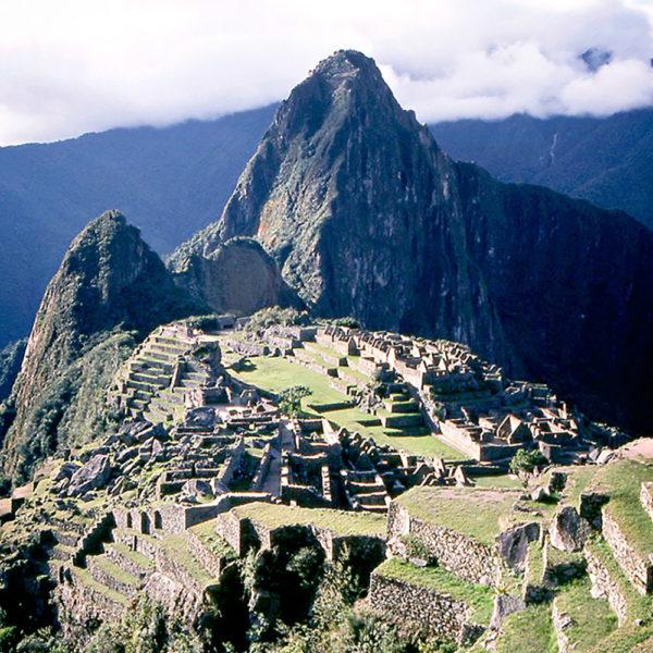Eine Reise nach Perú