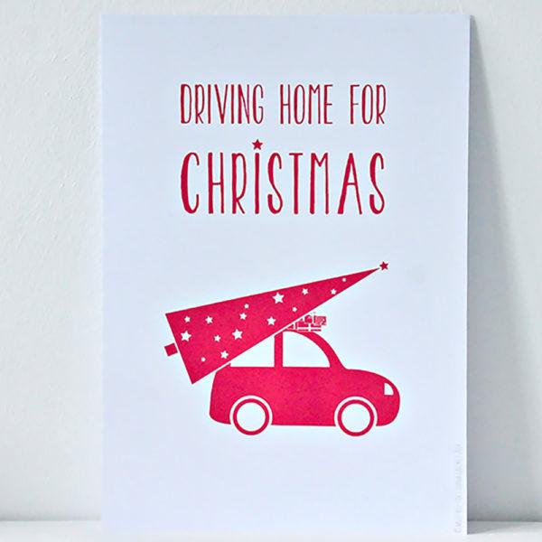 miss_red_fox_Weihnachtsposter_Poster_Weihnachten