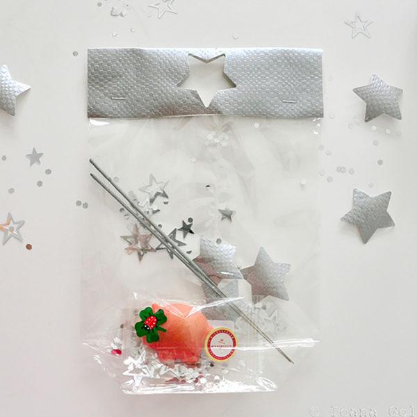 Schnelle Silvester-Deko