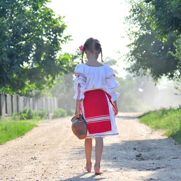 miss red fox - Rumänien - Leben auf dem Land