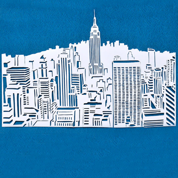 New York Papercut