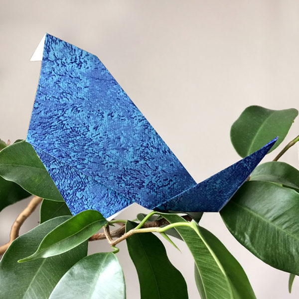 miss_red_fox_Origami_Vogel