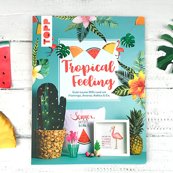 miss red fox - Tropical Feeling Buch