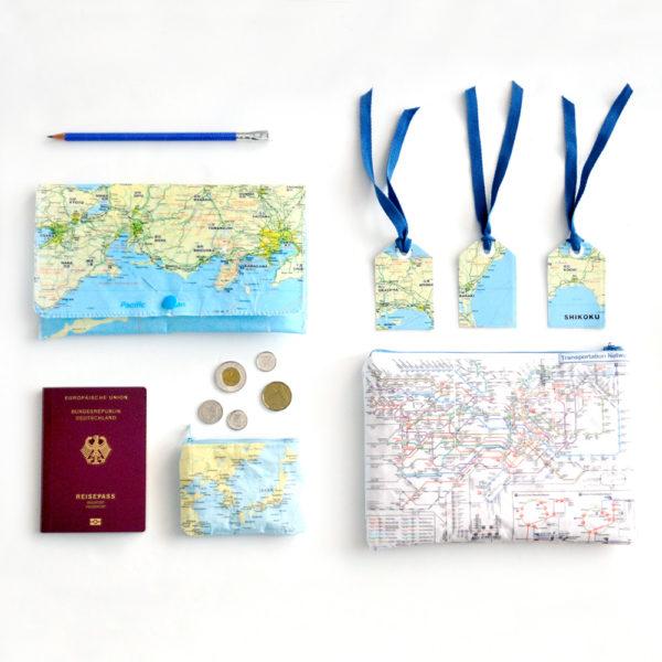 #12giftswithlove – Landkarten