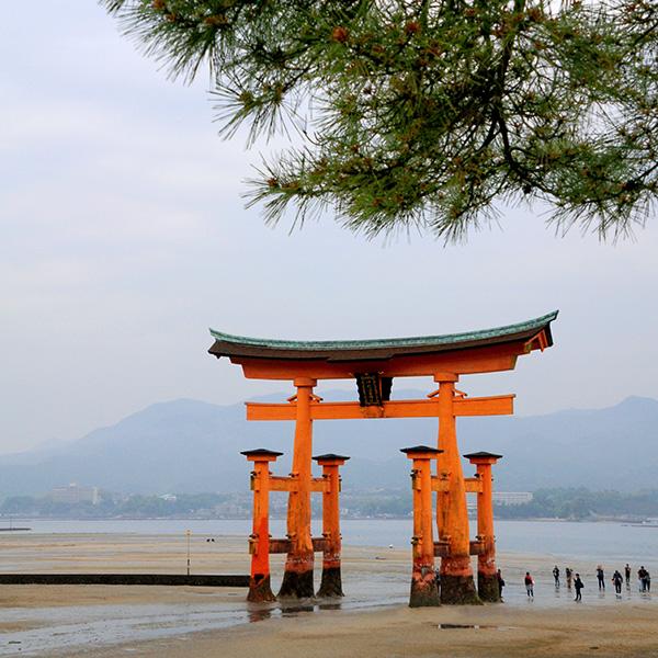Japan – 5 – Miyajima und Hiroshima