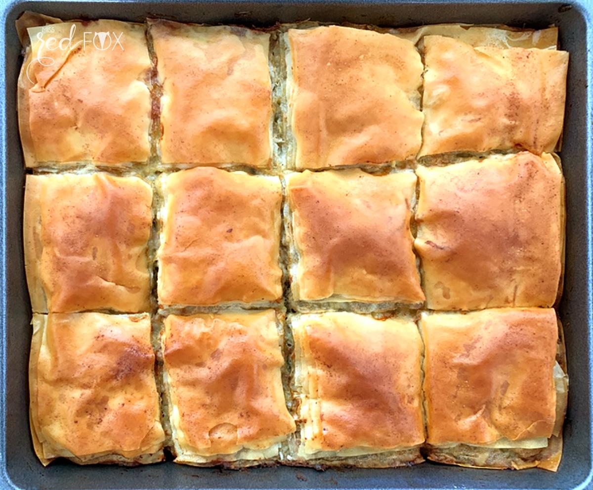 missredfox - Placinta cu branza si carne - Rumänische Pasteten - 08