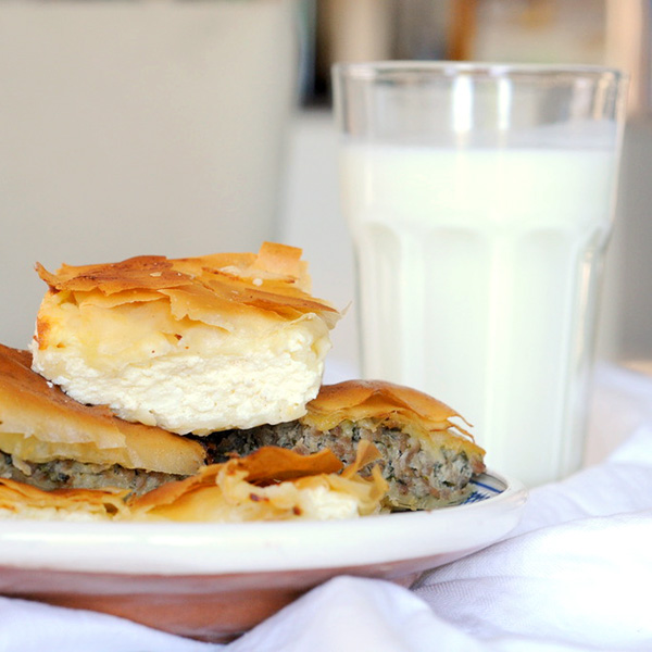 missredfox - Placinta cu branza si carne - Rumänische Pasteten
