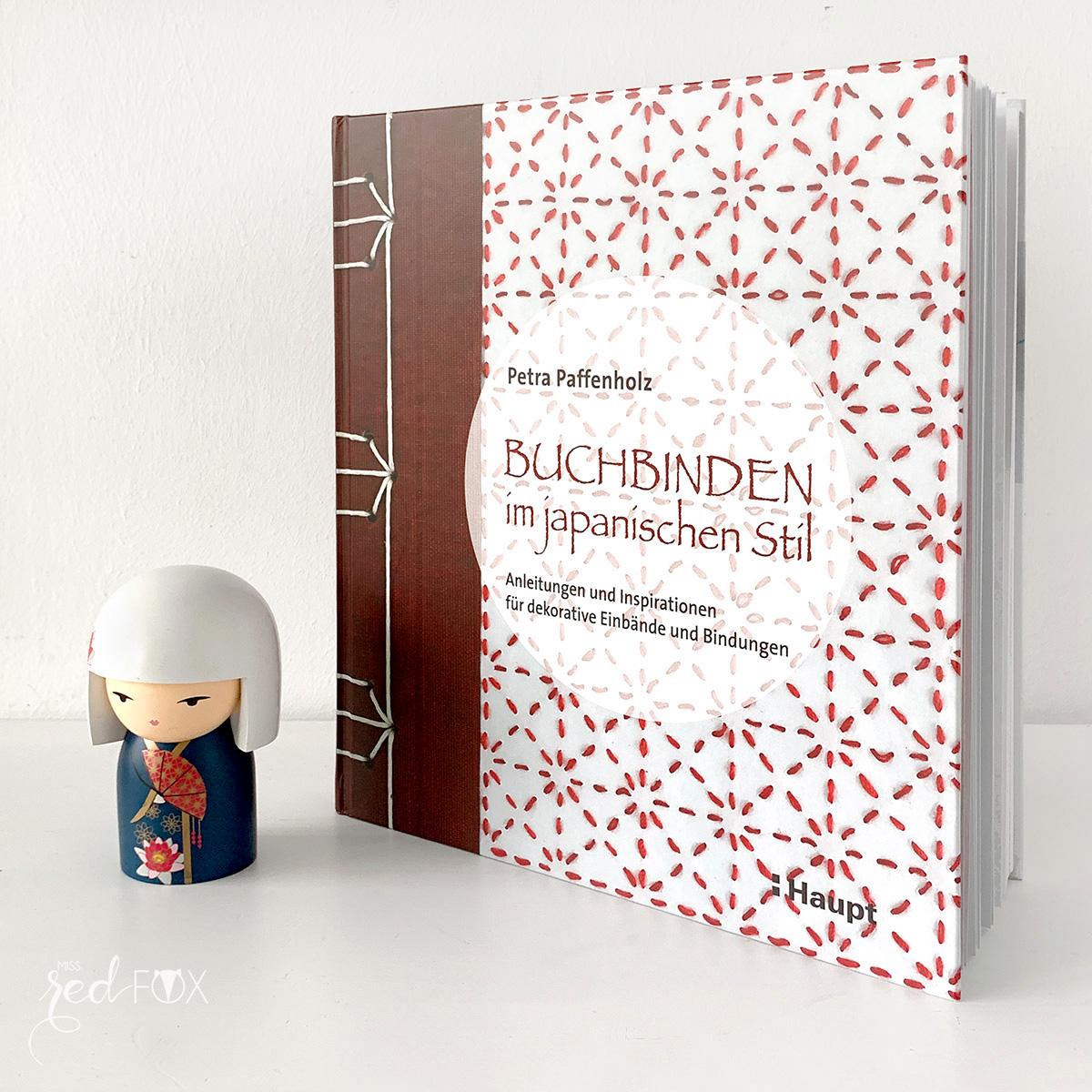 """missredfox - Buch Rezension """"Buchbinden im japanischen Stil"""" - 01"""
