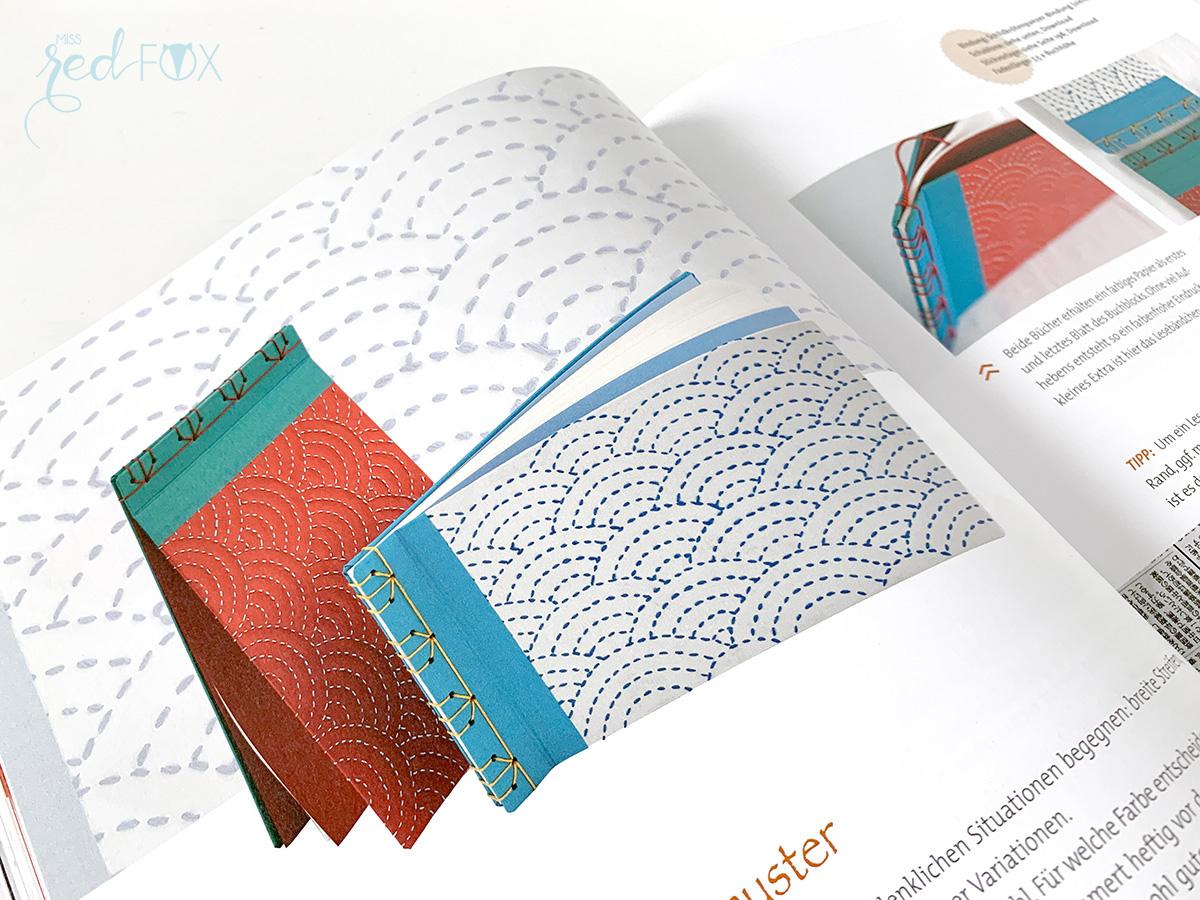 """missredfox - Buch Rezension """"Buchbinden im japanischen Stil"""" - 08"""