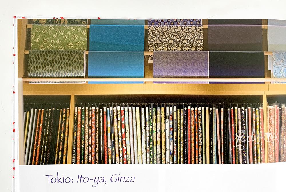 """missredfox - Buch Rezension """"Buchbinden im japanischen Stil"""" - 09"""