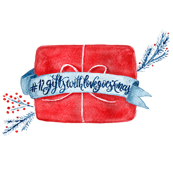 12giftswithlove goes XMAS – ein Blog-Adventskalender