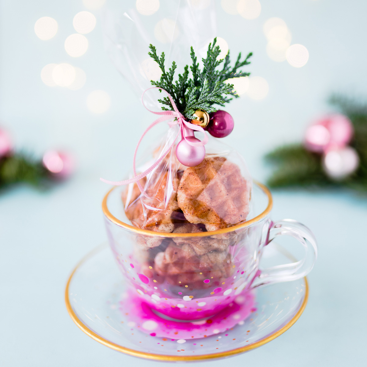 Kathy Loves - Last Minute Geschenk - DIY Teetasse mit Glasfarbe Weihnachten - 01 - missredfox - 12giftswithlovegoesXMAS - 15