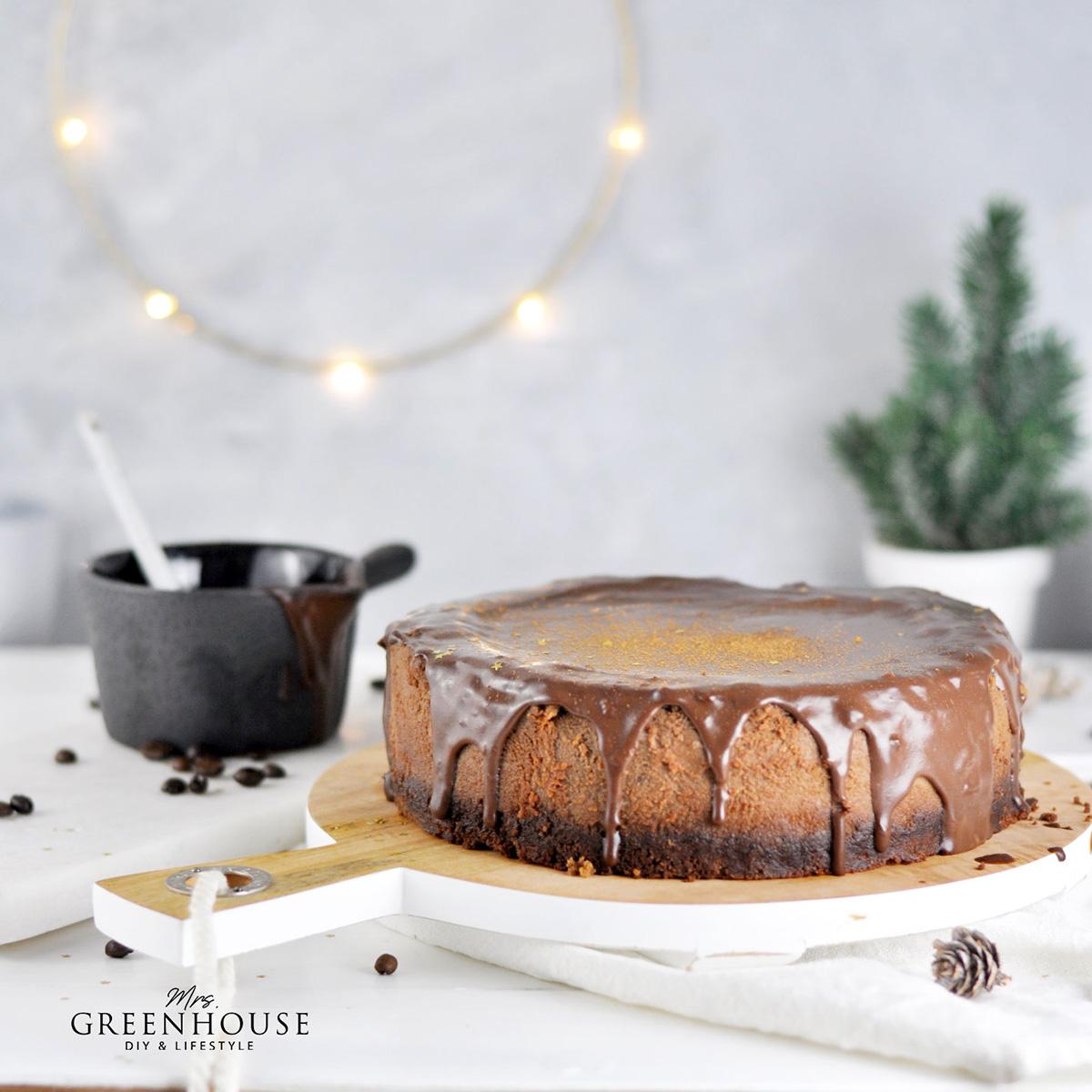 missredfox - 12giftswithlovegoesXMAS - 12 - mrsgreenhouse - Chocolate Cheesecake