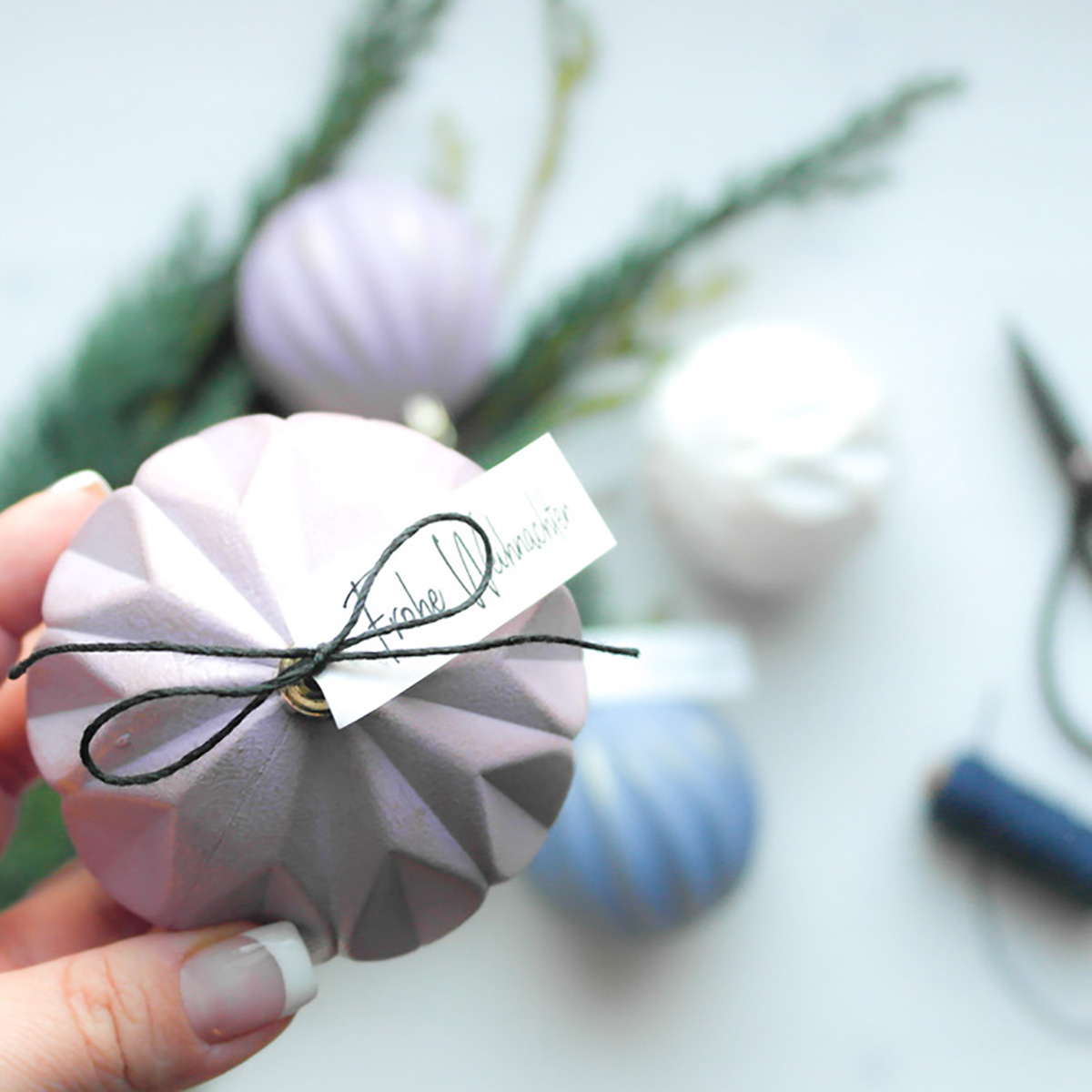 missredfox - 12giftswithlovegoesXMAS - 20 - Kati Make it - 4 Last Minute DIY Ideen für Weihnachten - 01