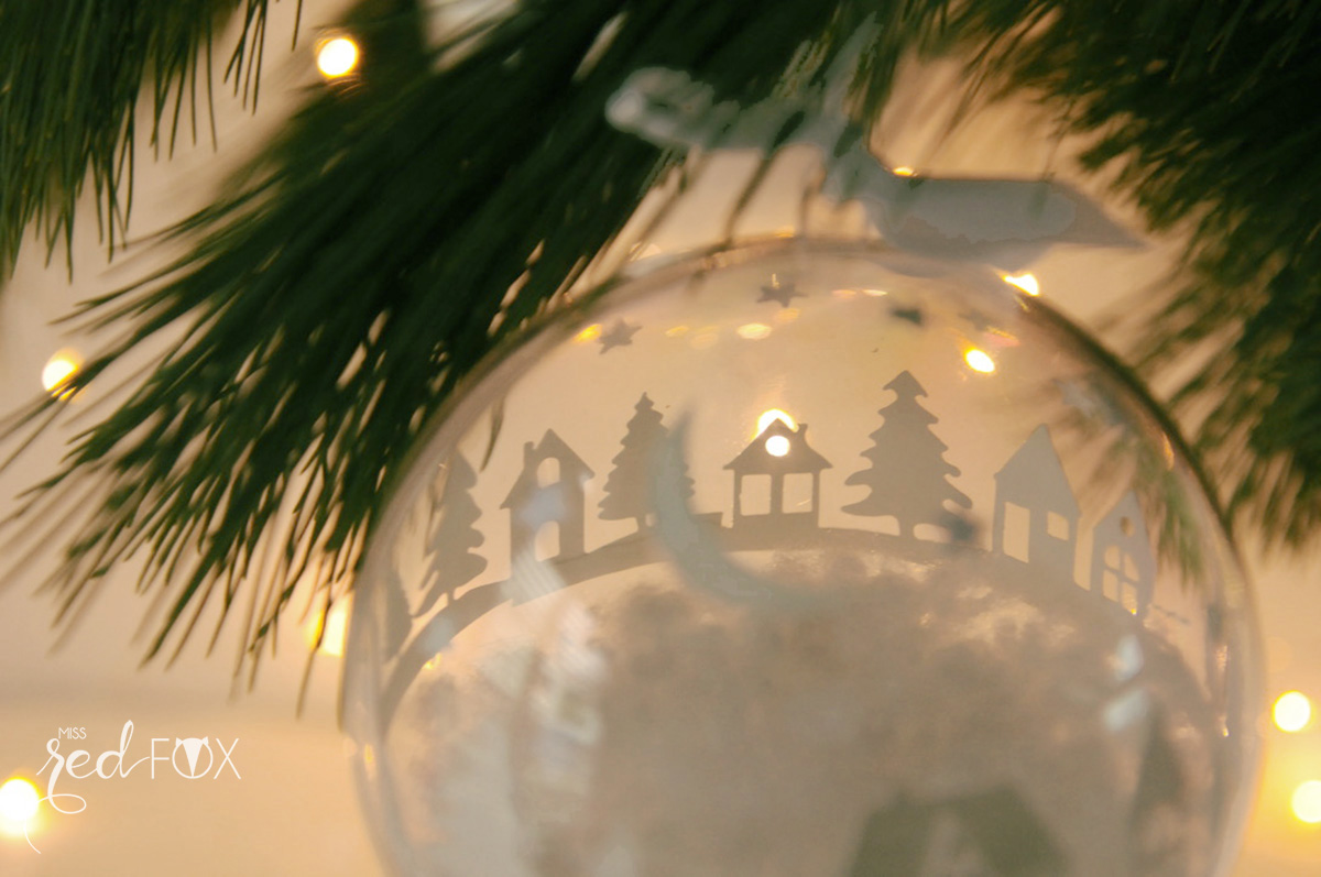 missredfox - Brother ScanNCut SDX1500 - Winter Skyline Weihnachtsbaumkugeln - 13