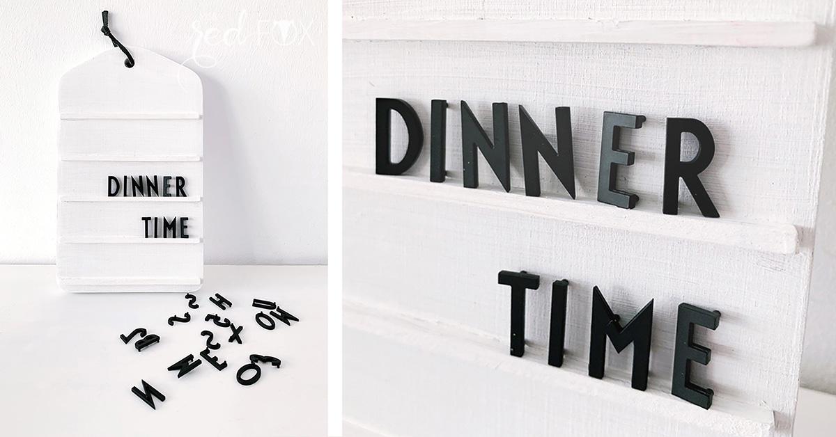 missredfox - 12giftswithlove 03 - Deko - Mini DIY Letterboard - 09