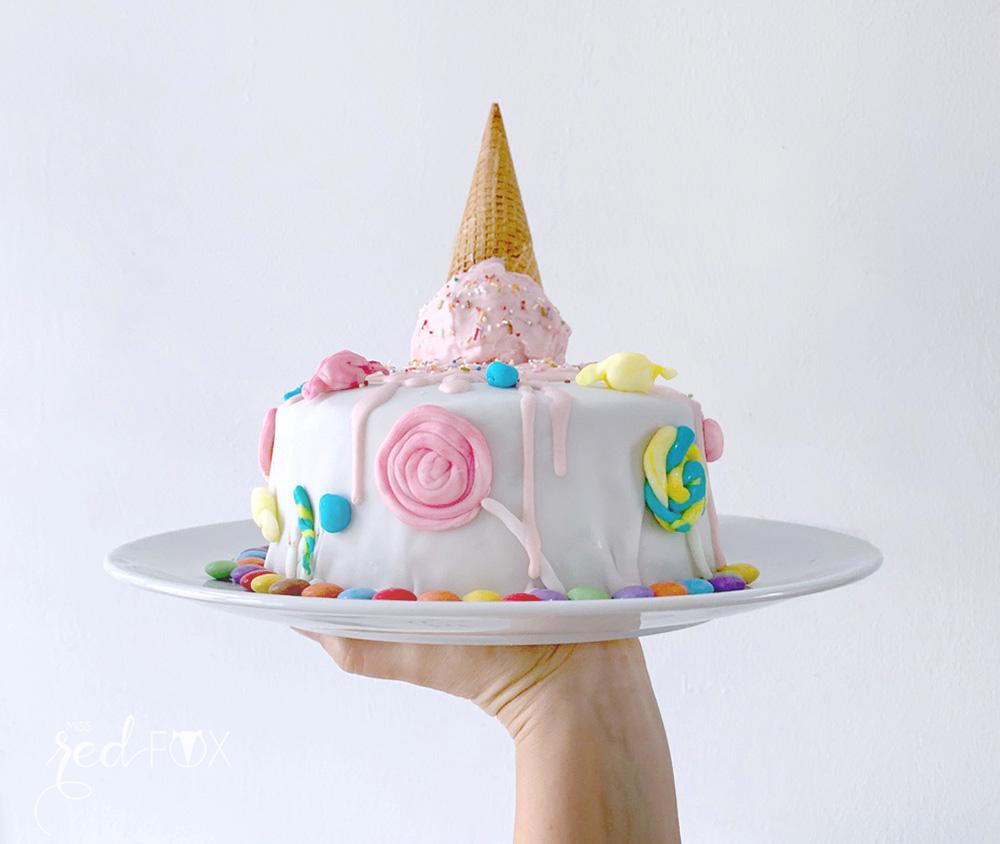 missredfox - Eiscreme & Candy Geburtstag - 01