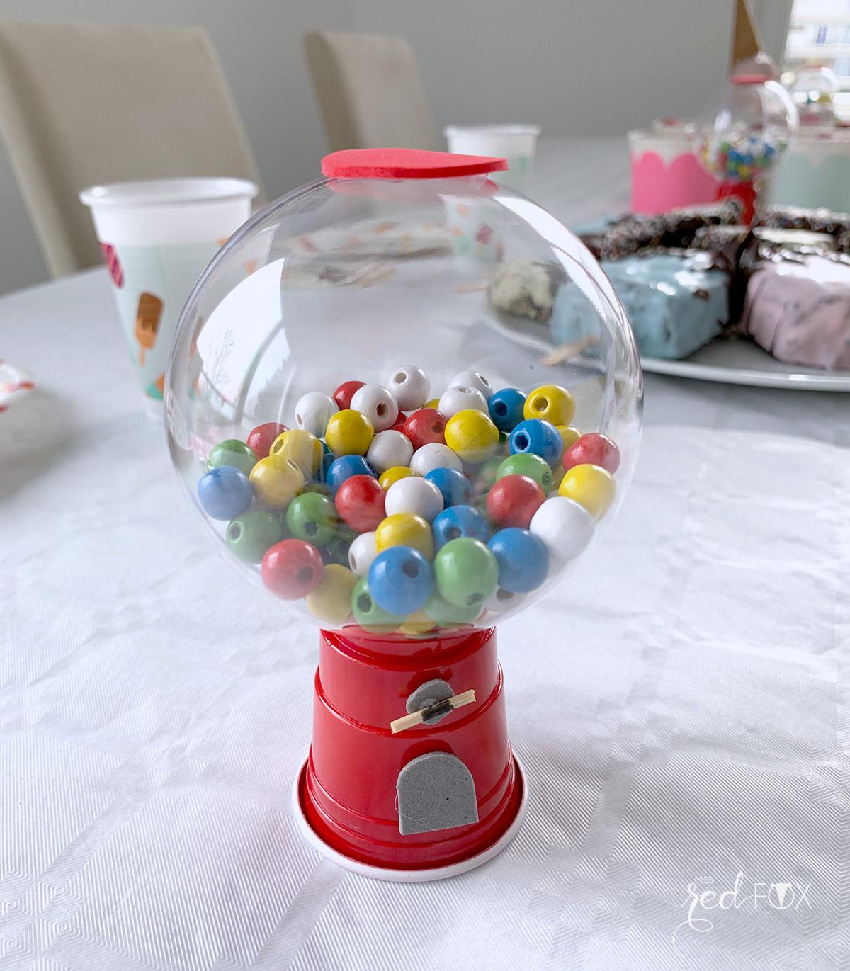 missredfox - Eiscreme & Candy Geburtstag - 18