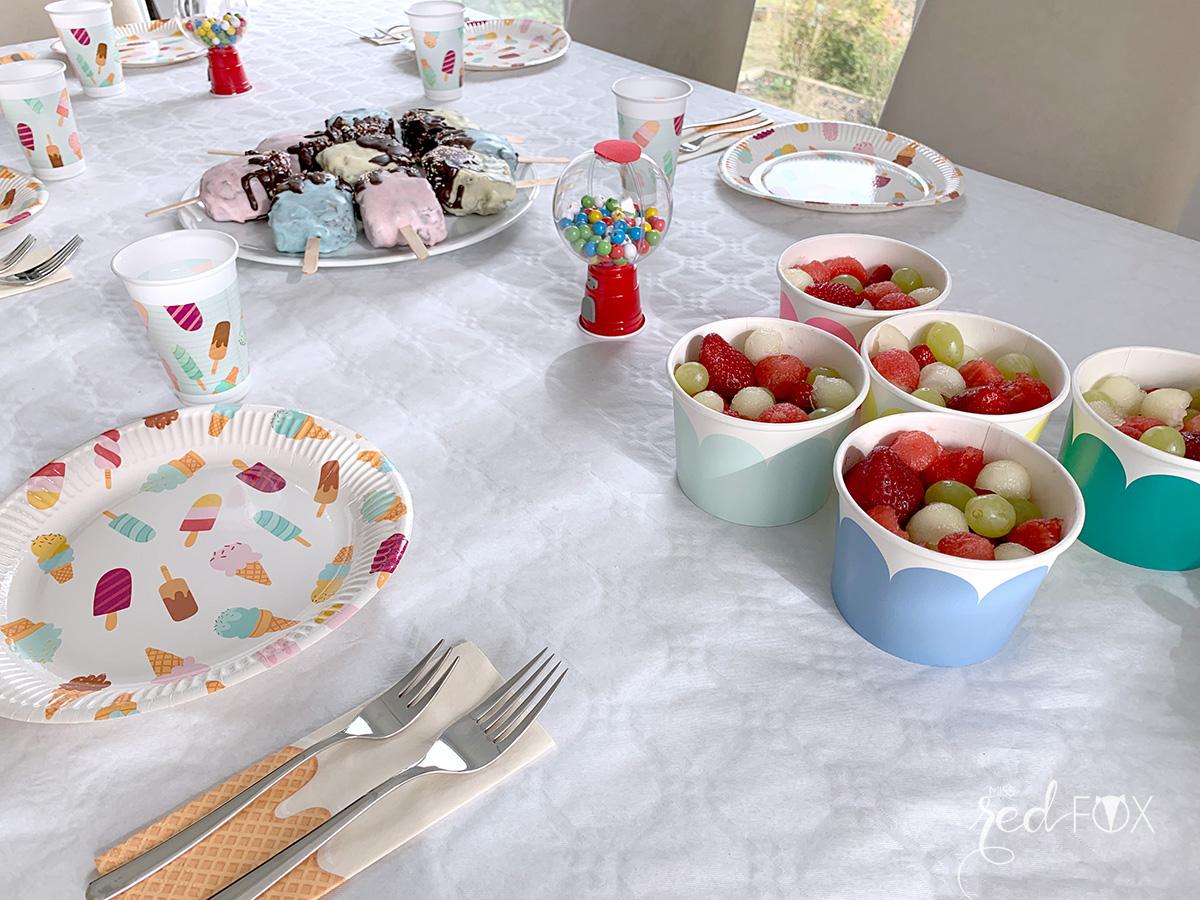 missredfox - Eiscreme & Candy Geburtstag - 22