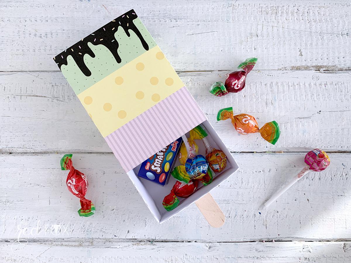 missredfox - Eiscreme & Candy Geburtstag - 26