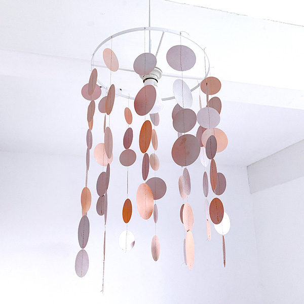 missredfox - Upcycling Kinderzimmer Lampe