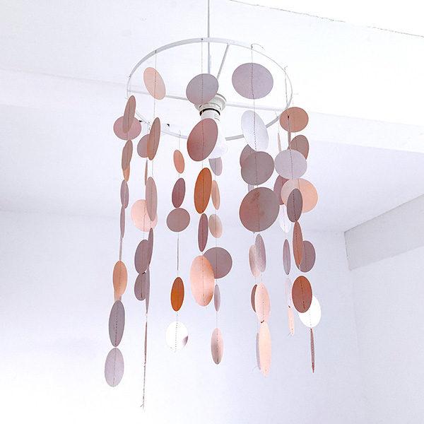 missredfox - Upcycling Kinderzimmer Lampe