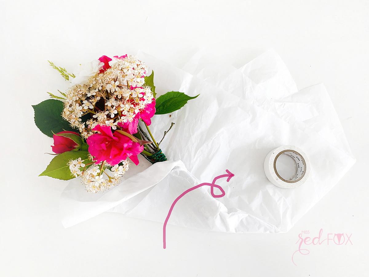 missredfox - 12giftswithlove - 05 - Blumen - Eiswaffel Blumenstrauß - 04