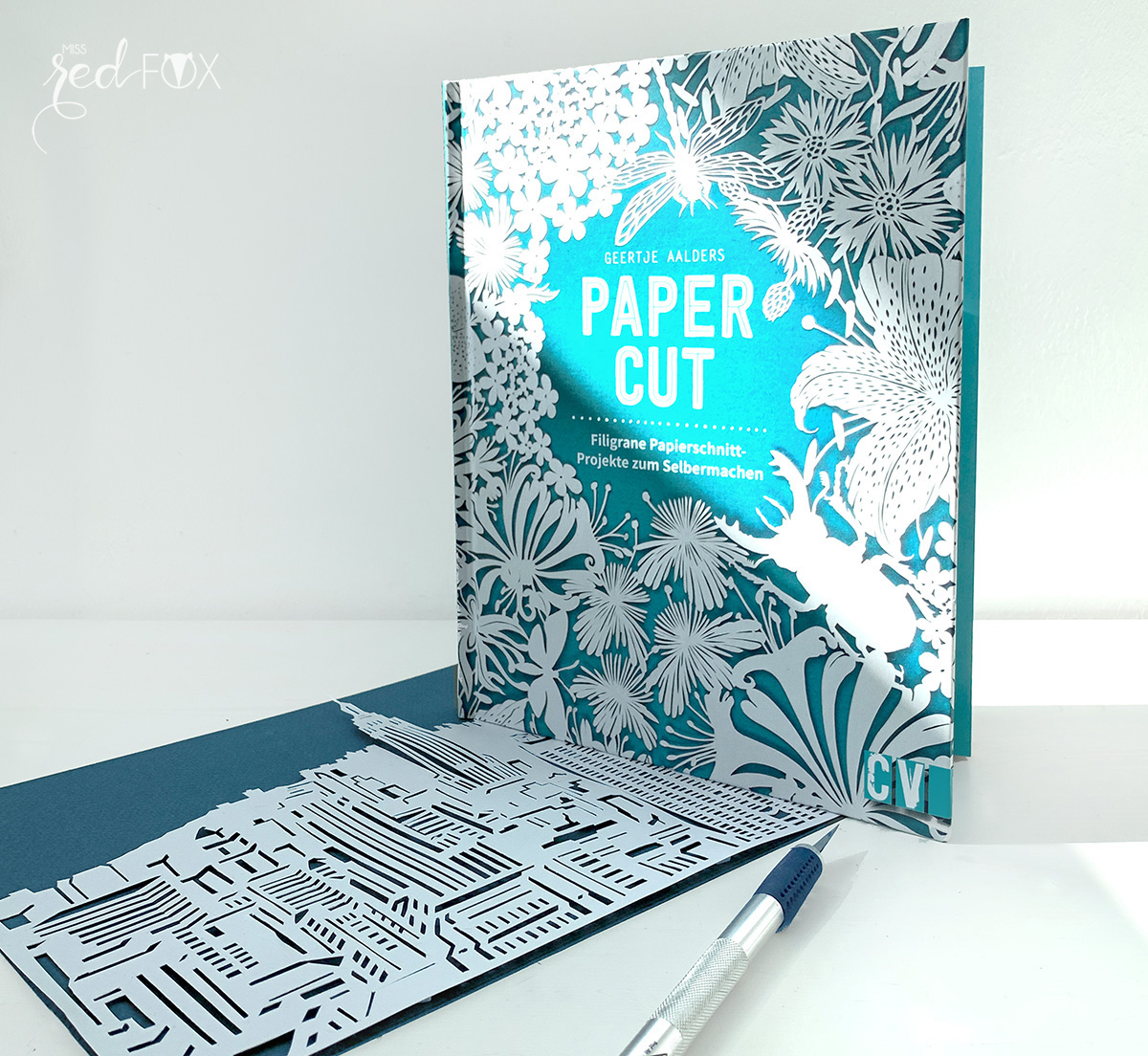 missredfox - Buchrezension - Papercut - 10