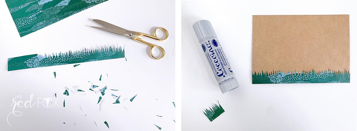 missredfox - Mailart - Rico Design - Nature Matters - 08