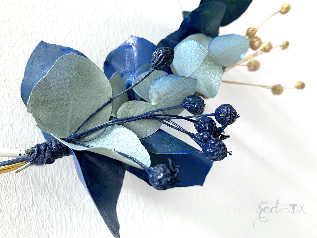 missredfox - 12giftswithlove 10 - Kranz aus trockenen Blumen - 14