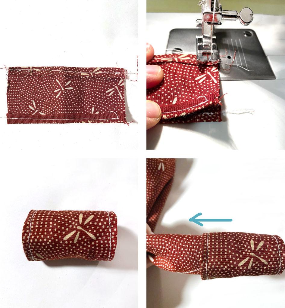 missredfox - 12giftswithlovegoesxmas - 11 - Madamemops - Origami Tasche - 10