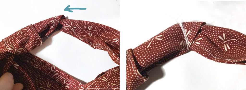 missredfox - 12giftswithlovegoesxmas - 11 - Madamemops - Origami Tasche - 11