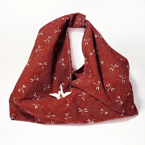 missredfox - 12giftswithlovegoesxmas - 11 - Madamemops - Origami Tasche