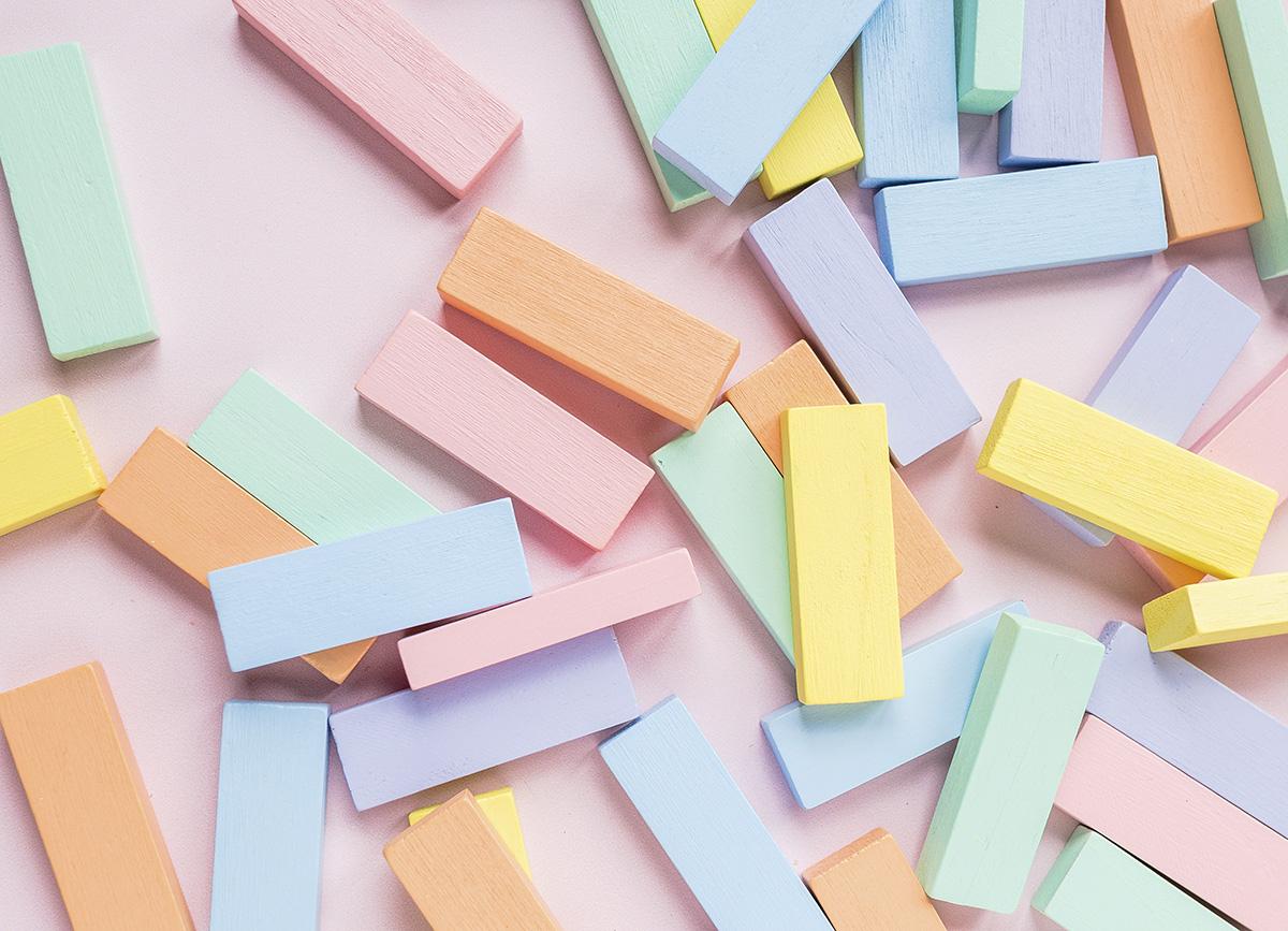 missredfox - 12giftswithlovegoesxmas - 14 - Kathy Loves - Wackelturm aus Holz DIY Kinderspielzeug - Bauklötze selber machen 1