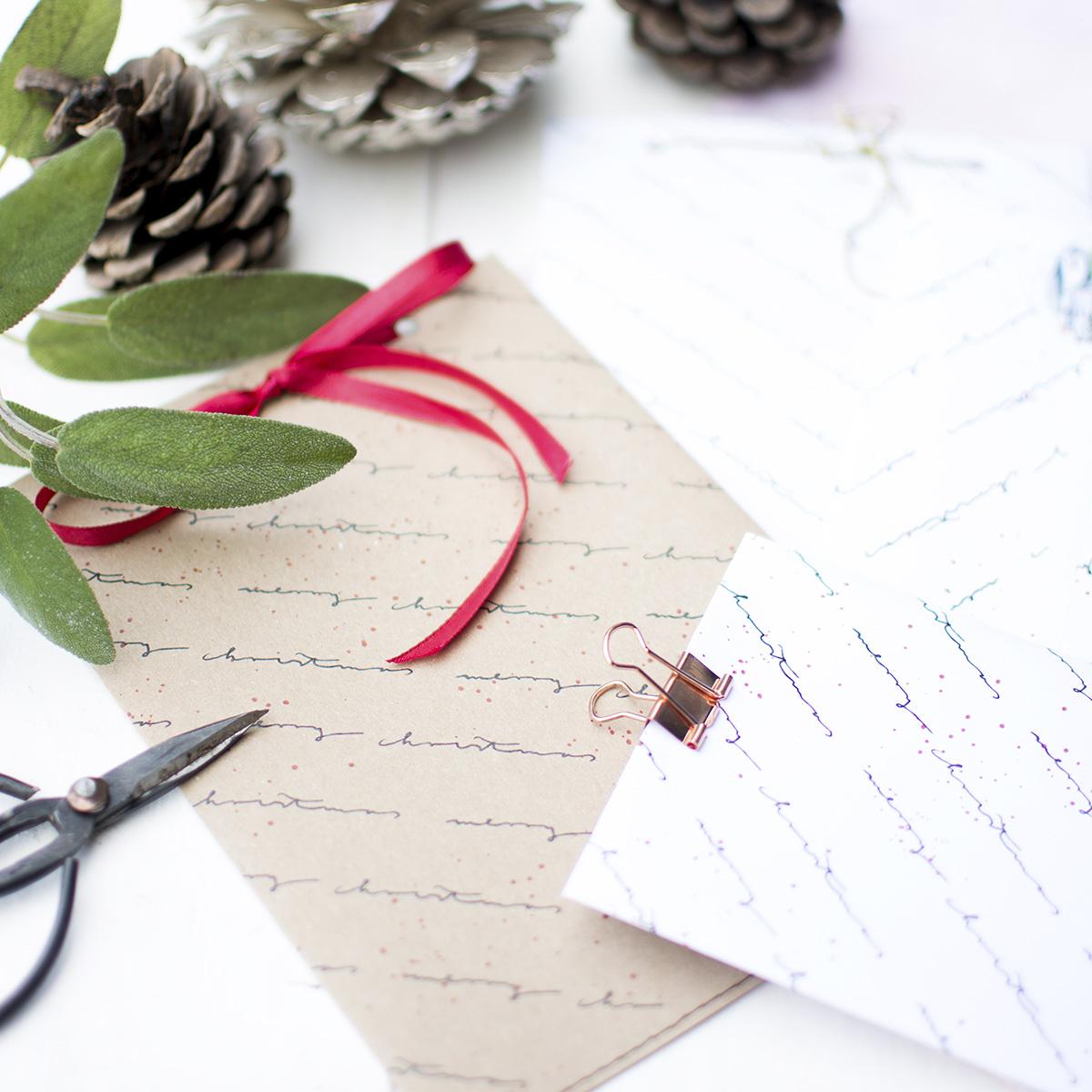 missredfox - 12giftswithlovegoesxmas - 23 - I'm sew happy - Geschenktüren Weihnachten selber machen 1