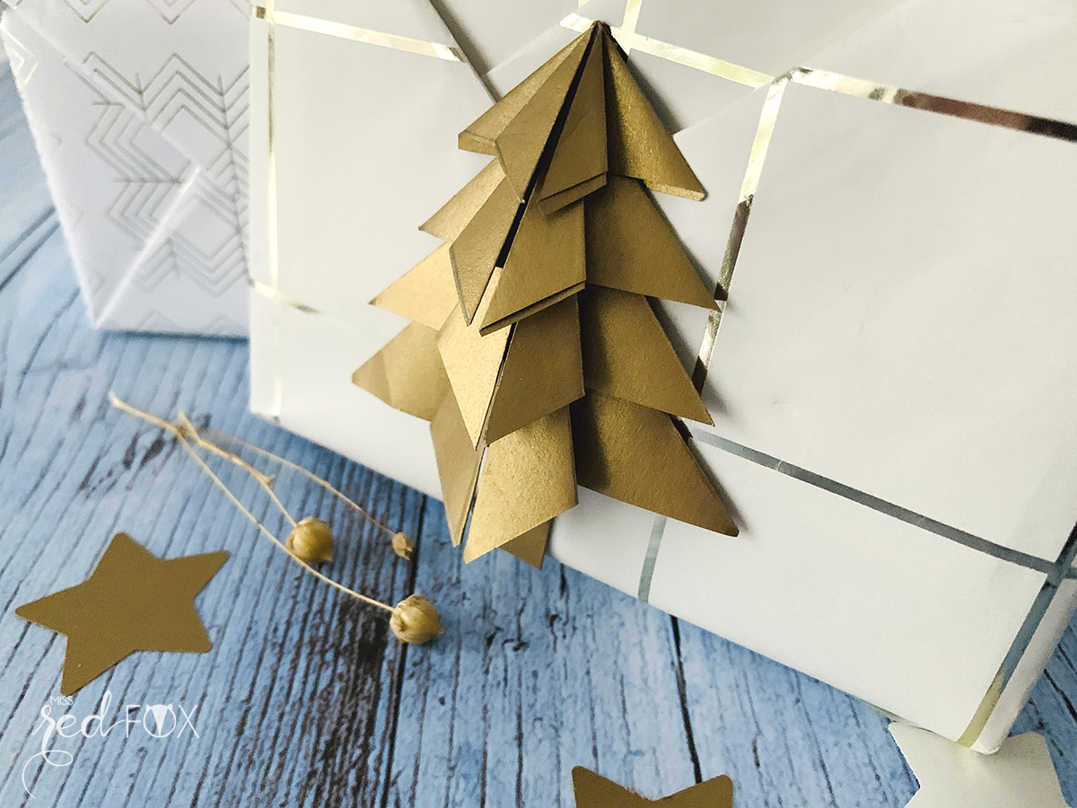 missredfox - 12giftswithlovegoesxmas - 24 - Japanisch inspirierte Geschenkverpackung 2