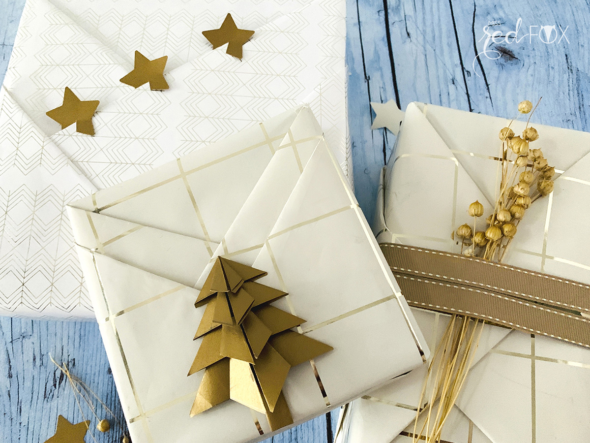 missredfox - 12giftswithlovegoesxmas - 24 - Japanisch inspirierte Geschenkverpackung 5