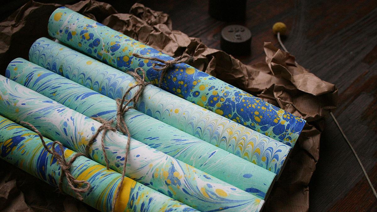 Bild 14_Indigo Craft Room Papier