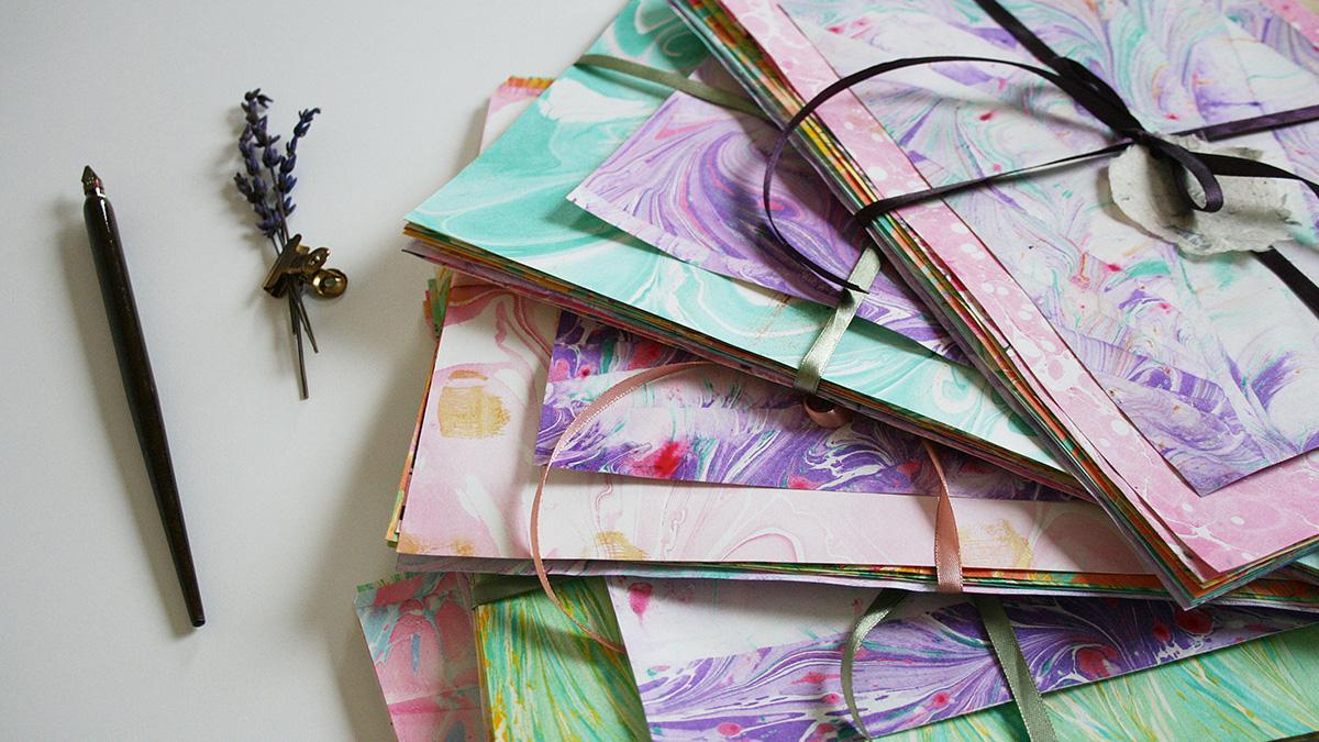 Bild 15_Indigo Craft Room Papier
