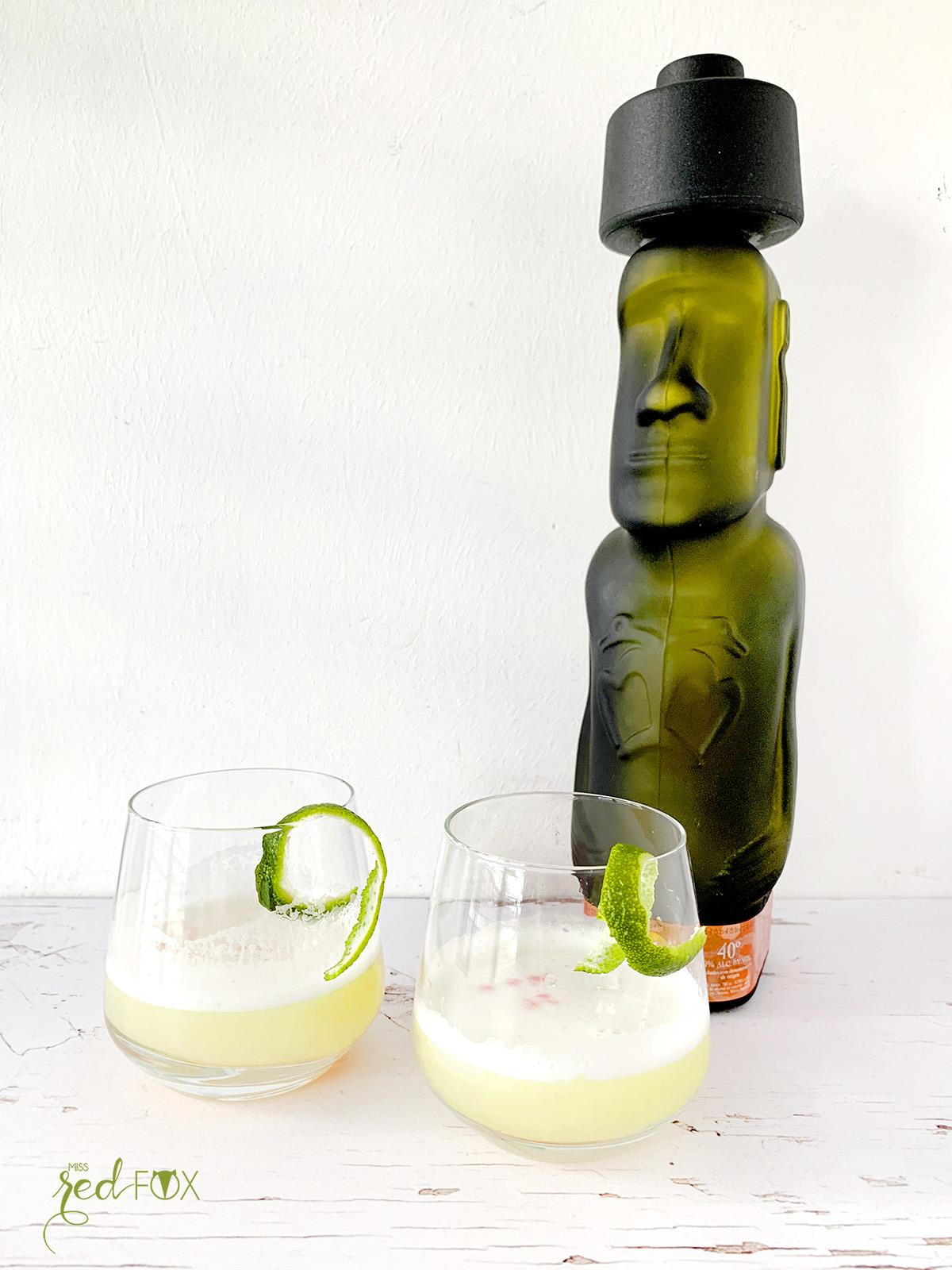 missredfox - Pisco Sour Cocktail - 2