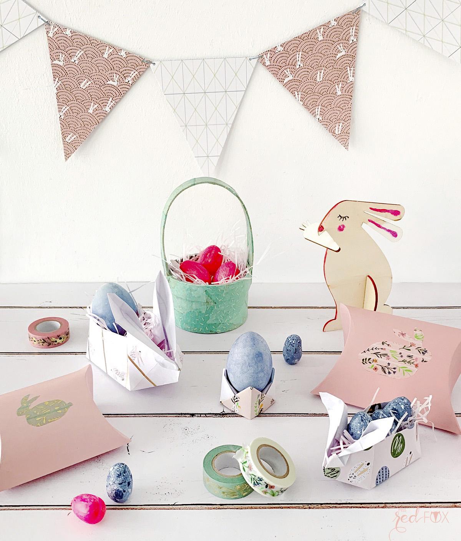missredfox - Rico Design - Bunny Hop - Oster DIYs - 1