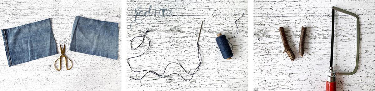 missredfox - Upcycling DIY Jeans Kürbisse - 04